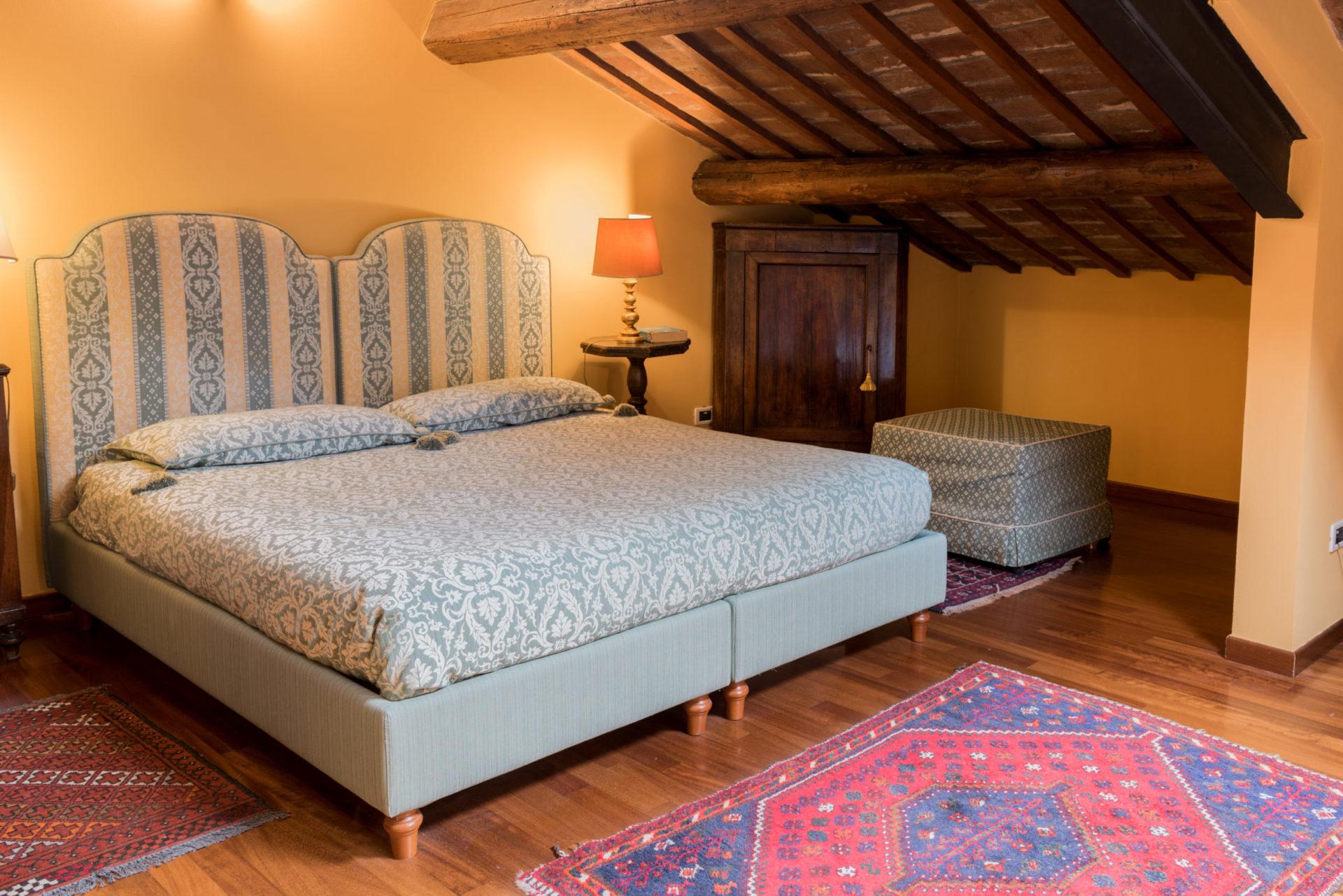 camera da letto matromoniale