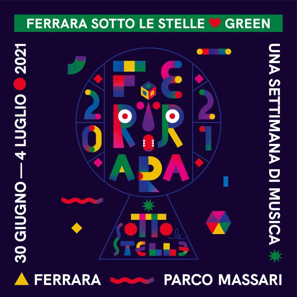 locandina Ferrara Sotto le stelle